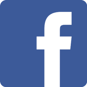 facebook logo, copy right Facebook Inc.